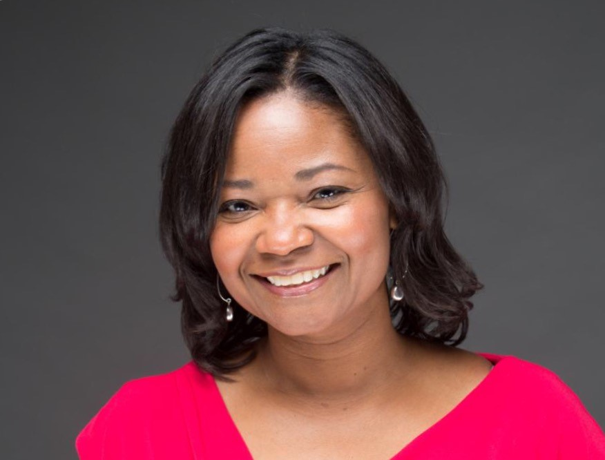 headshot of Loree D. Jones, board member at The Hope Center