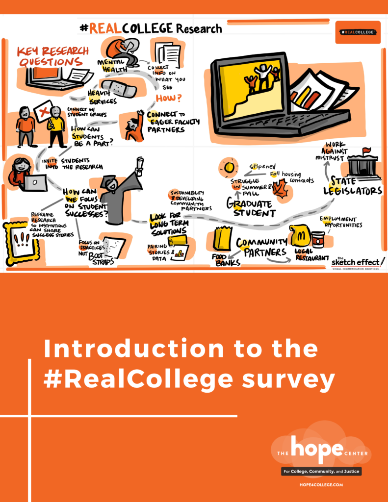 Introduction to the #RealCollege survey
