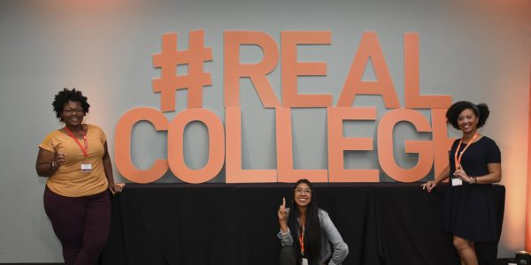 #RealCollege Statement on the Emergency Coronavirus Relief Act of 2020
