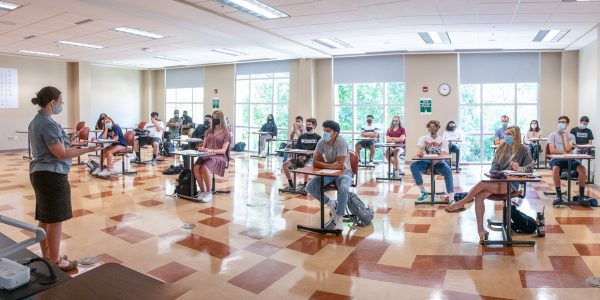 #RealCollege 2021: Basic Needs Insecurity Among Virginia Community College System Students During the Ongoing Pandemic